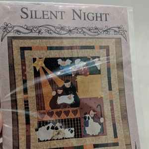 Silent Night quilting pattern (1995)